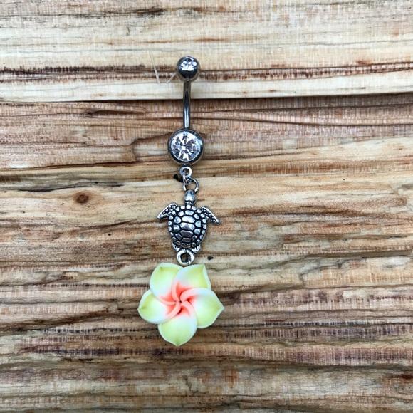 Jewelry Hawaiian Turtle Belly Button Navel Ring Poshmark